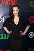 LOS ANGELES - JUL 17:  Kat Dennings at the CBS TCA July 2014 Party at the Pacific Design Center on July 17, 2014 in West Hollywood, CA