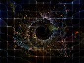 Visualization Of Digital Network