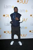 LOS ANGELES - DEC 17:  will.i.am at the i.amPULS Smart Band Launch at the The Future on La Brea on December 17, 2014 in Los Angeles, CA