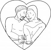 Outline Of Muslim Couple
