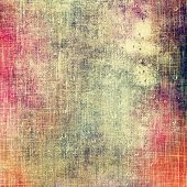 Abstract grunge textured background. With different color patterns: purple (violet); red; orange; pink