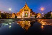 Wat Benjamaborphit or Marble Temple