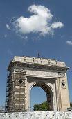 Triumph Arch - Bucharest, Romania