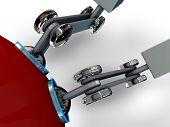 3D Mechanical Joints