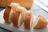 Turkish Bread Slices