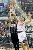 Paok Thessaloniki Vs Buducnost Voli Podgorica Eurocup Game