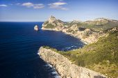 Beautiful Cap De Formentor On Majorca