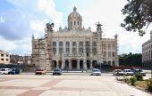 Palacio Presidencial - Museum of the Revolution.