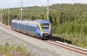 BOTHNIA LINE, SWEDEN ON JULY 24.