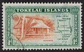 Tokelau Islands Postage Stamp