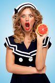 Grapefruit Peeling.