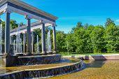 The Fountains Peterhof
