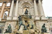 ������, ������: Matthias Fountain Budapest Hungary