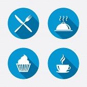 image of knife  - Food and drink icons - JPG