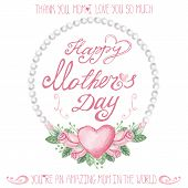 foto of mother-of-pearl  - Mothers day - JPG