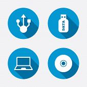 picture of usb flash drive  - Usb flash drive icons - JPG