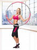 picture of hula hoop  - fitness - JPG
