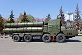 Russische FlaRak komplexe s 300