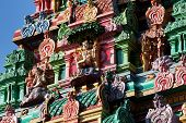 Templo hindú, templo hindú de Chettiar, Singapur
