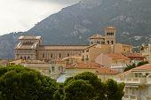 Monaco Palace Rooftops