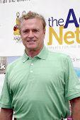 TARZANA, CA - APRIL 18: Kevin Dobson arrives at the 8th annual