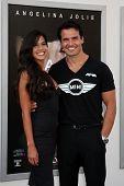 LOS ANGELES - JUL 19:  Antonio Sabato Jr. arrive at the
