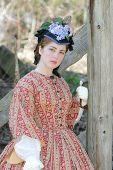 Civil War Era Woman