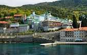 Saint Panteleimon Holy Monastery Mount Athos Halkidiki Greece