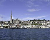 Last stop for the ill-fated Titanic, Cobh, Ireland