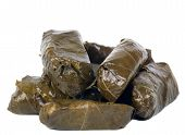 Dolmas On White