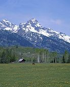 Grand Tetons Nation Park