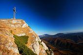 Heroes Monument of Caraiman, Bucegi Mountains, Romania