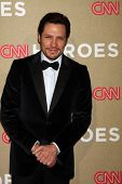 LOS ANGELES - DEC 2:  Nick Wechsler arrives to the 2012 CNN Heroes Awards at Shrine Auditorium on De