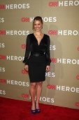 LOS ANGELES - DEC 2:  KaDee Strickland arrives to the 2012 CNN Heroes Awards at Shrine Auditorium on