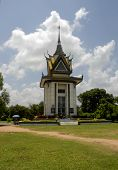 The Killing Fields Memorial
