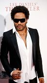NEW YORK-AUG 5: Musician Lenny Kravitz attends the premiere of Lee Daniels'