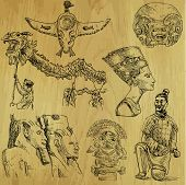 Native and Old Art