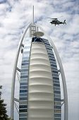 Air Taxi, At Burj Al Arab