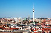 picture of dom  - Berlin panorama - JPG