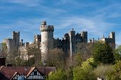 Castillo de Arundel Sussex Uk