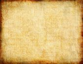 vintage background - old canvas texture