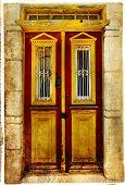 doors of Greece (from my doors collection)