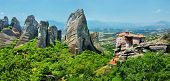 Meteora Monasteries - wonder of Greece