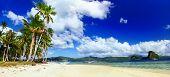 virgin tropics - piece of paradise in Phillipines - El nido