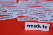 Creativity as crucial success factor