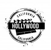 Stamp Hollywood