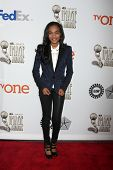 LOS ANGELES - FEB 8:  China Anne McClain at the 2014 NAACP Image Awards Nominees Luncheon at Loews H