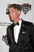 LOS ANGELES  - FEB 9:  Bill Nye at the ESPN Sport Science Newton Awards at Sport Science Studio on F