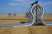 Insulated Oil Field Pipes