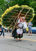 Flower Stall Carrier